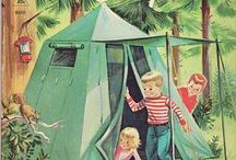 Glamping - Trailer Inspiration / Inspiration and ideas for vintage travel trailers.