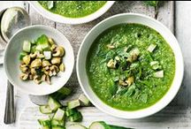Vegetarian Recipes | Tesco / Whether you're a vegetarian or not, have a look at our tasty collection of vegetarian-stye recipes, from light soups and salads to hearty pasta bakes and curries. / by Tesco