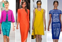 NY Fashion Week Spring/Summer 2013 / by FGI Charleston
