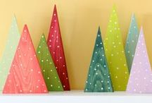 Christmas and Winter Decor / by Makely