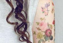 Tattoos / by Poslita Guachinou
