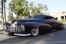 Cadillac / by Mel Shamblen