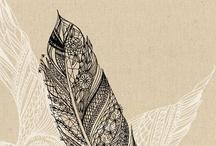 ink / by Stephanie Amateis Kotwas