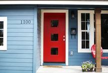 Knock, Knock! Who's There? An Awesome Front Door! / by Makely