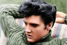 Elvis / by Mel Shamblen