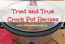 Recipes: Slow Cooker / Recipes we've made and LOVED, and others we'd love to try. Have you made it? Leave a note with some tips.  / by Jennifer Cicero