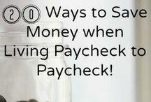 $$$Saving Money $$$