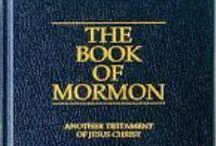 The Book of Mormon  / by Christi Williams