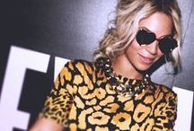 queen b / Beyonce, the one and only.