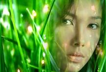 Green! / Vibrant GREEN images to ignite our artists' imaginations. Share & enjoy!