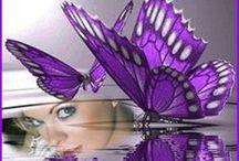 Purple! / Lovely PURPLE photos to inspire your creativity!