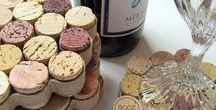 Wine Cork Crafts / DIY projects and ideas using wine corks!