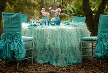 WEDDINGS; HAVE A SEAT / Chair covers for events / by Sandi Brady