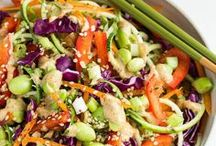 Recipes to try: Salads!