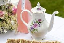 Party Time | Tesco / When the sun comes out it is important to make the most of it. Be inspired to throw a summer garden party for family and friends with these great ideas. / by Tesco