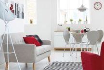 Midtown / Transform your home Manhattan style with modern geometric prints and bright, bold colours / by Tesco
