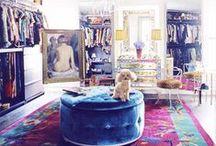 Dressing room & Vanity / by Poslita Guachinou