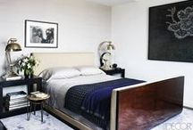 Bedroom / by Poslita Guachinou