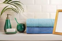 Bathroom / Looking for bathroom inspiration for spring/summer? From vanity storage to beautiful tubs, scroll through our tips, ideas and trends for the new season. / by Tesco