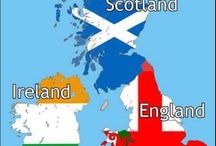 Ireland, Wales and Scotland 2015 / Traveling around the United Kingdom