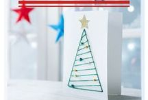 Christmas decorating ideas / From Christmas tree decorations to advent calendars and wreaths – discover lots of craft ideas  and festive inspiration to make your home magical for Christmas. / by Tesco