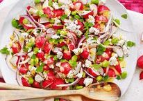 Summer Salads | Tesco / From wholesome lunches to crowd-pleasing barbecue sides, salads can be as delicious as they are nutritious. Get inspired by our gorgeous selection of recipes, packed full of vibrant ingredients, creamy dressings and refreshing flavours.