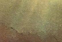 1997 - Equatoriais / Série de doze pequenas imagens abstratas.  A mim transmitem a sensação de umidade e calor próprios do clíma equatorial.  Clima propício à fecundação e germinação.   Aquarelas: Murilo Pagani.