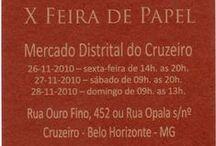2010 - X Artesania do Papel