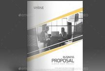 Best Proposal Templates / Huge Collection of The Best Proposal Template Designs that will make your business proposal stand out in the crowd. Presentation is everything in today's world, finding the best proposal design is no more a tough job. Pick any of these proposal template collection and win the funding race with flying colors.