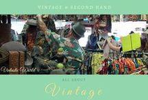Vintage inspired Shopping / Auf diesem Board dreht sich alles um Vintage & Vintage inspiriertes Shoppen. Tipps & Tricks beim Vintage Shopping. Coole Secondhand & Vintage Geschäfte oder Online Funde.