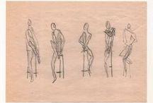 2001 - Vinte Estudos / Desenhos por Murilo Pagani