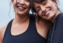 F&F Active with Davina | Tesco / Everything you need to get up, get out and beat your excuses this January with the F&F Active range. Seen on Davina McCall, Naomi Shimada, Lulu Stone, Rachel Peru, Fran Bacon and Katie Ellison.