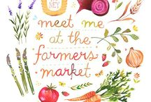 Support Your Local Farm! / Buy your food from your neighbor.