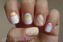 Nails / by Courtney E. Nichols