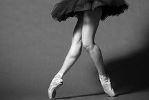 On pointe / ...dance / by Emma Wolff