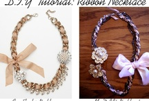 Necklaces to do & bracelets to do / by Olivia Starnes Brown