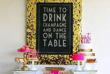 PartyH A R DY / Decor, Favors, Food, Drinks, Themes / by Stephanie DiOrio