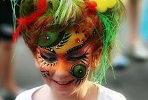 Face Painting / by PiscesMarie