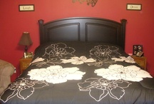 bed rooms & living rooms / by Olivia Starnes Brown