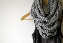 scarfs  to make / by Olivia Starnes Brown