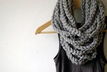 scarfs  to make / by Olivia Starnes Brown