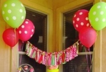 party ideas / by Olivia Starnes Brown