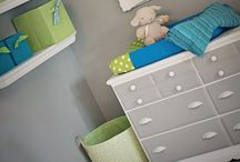Child's room decor / by Stephanie DiOrio