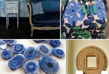 Jade Navy Mood Board / by Danielle Lehman