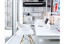 Office Makeover / Dream office inspiration / by Danielle Lehman