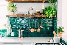 Home Interiors / Inspiring spaces, interior decor, and homeware.