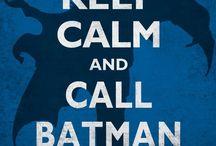 Na na na na na..... BATMAN! / by Courtney E. Nichols