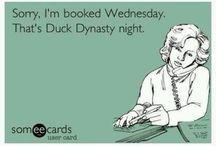 Duck Dynasty <3 / by Courtney E. Nichols