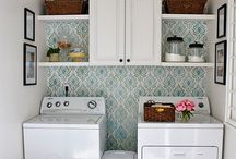 Laundry / Laundry rooms, tips, stain removal, DIY / by Stephanie DiOrio