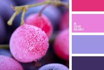 I never met a colour I didn't like. / colour inspiration